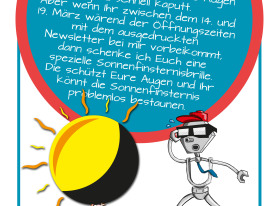 Newsletter optik scheuer_sonnenfinsternis